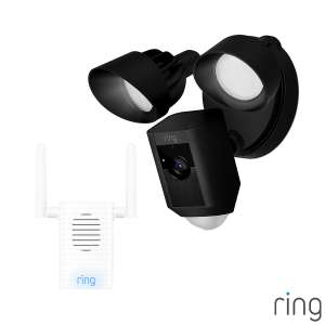 Ring Hardwired Floodlight Camera with Chime Pro - £164.99 @ Costco