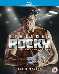 Rocky: The Heavyweight Collection (Blu-ray) - £11.99 @ theentertainmentstore ebay