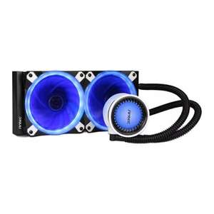 Antec M240 Mercury 240mm AIO LED CPU Water Cooler £40.48 delivered at Scan