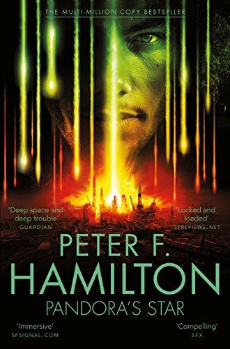 Pandora's Star (Commonwealth Saga Book 1) by Peter F. Hamilton - £0.99 Kindle Edition @ Amazon