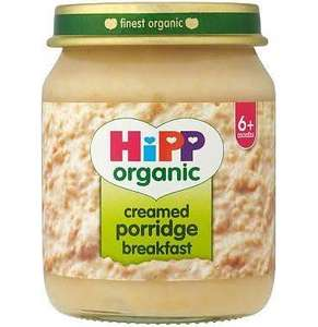 BOOTS - Hipp organic Baby food 20p Loughborough City centre