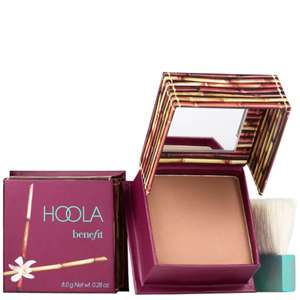 Benefit Hoola Bronzer now £16.36 delivered with code @ HQ Hair