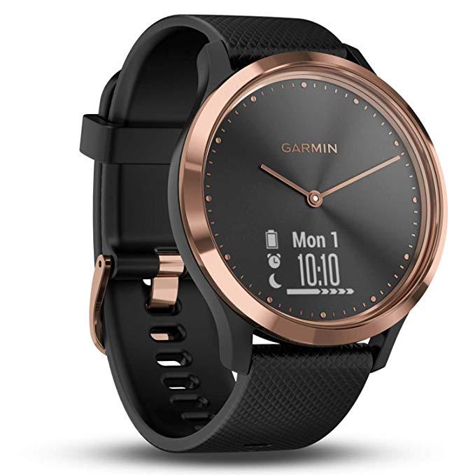 Garmin Vivomove HR Hybrid Smart Watch (deal of the day at Amazon) - £114.99