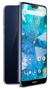 Nokia 7.1 Blue 32GB Sim Free Unlocked £119 @ Fonehouse