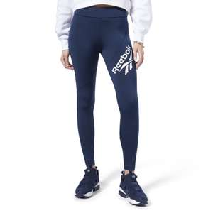 Womens Reebok Classics Vector Leggings (3 colours available) £9.78 / £11.77 delivered with code @ Reebok