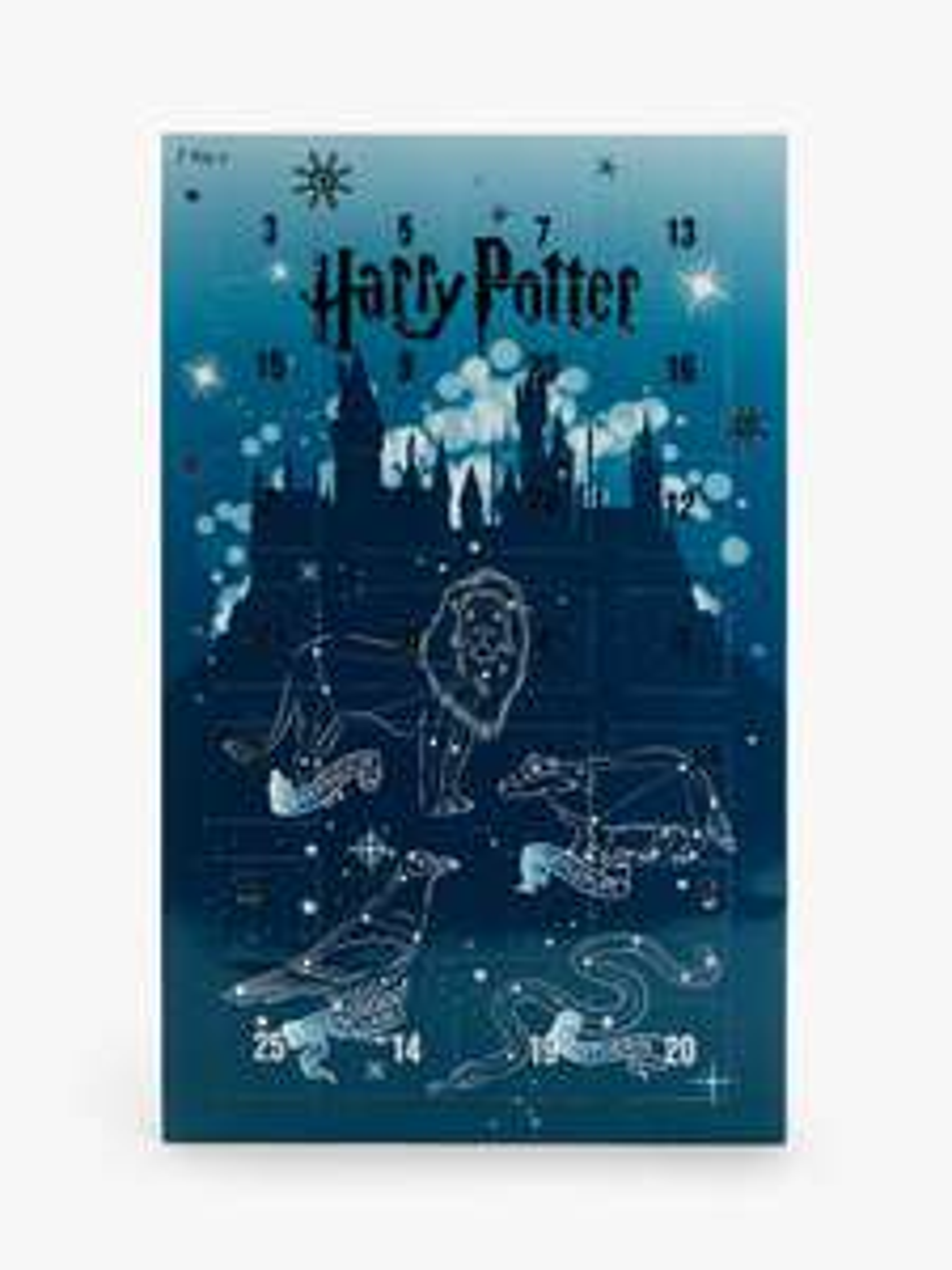 Harry Potter & Frozen Jewellery Advent calendar £5 @ Asda (Spondon)