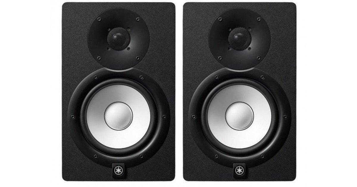 Yamaha HS7 Active Studio Monitor Black (Pair) £280.80 at pmtonline