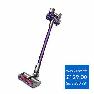 Dyson V6 Animal Cordless Vacuum Cleaner - Refurbished - 2 Years Guarantee - £122.50 (using code) @ Dyson / eBay