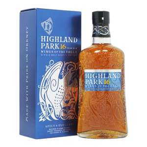 Highland Park 16 Year Old - Wings Of The Eagle £64.90 at The Whisky World