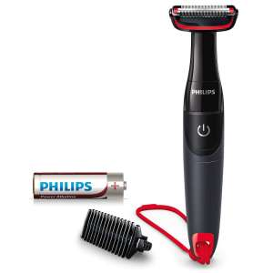 Philips Series 1000 Body Groomer with Skin Protector Guards BG105 - £12.74 @ Robert Dyas (Free C&C)