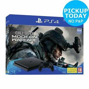 Sony PS4 500GB & Call Of Duty: Modern Warfare Console Bundle - £188.99 C&C @ Argos ebay