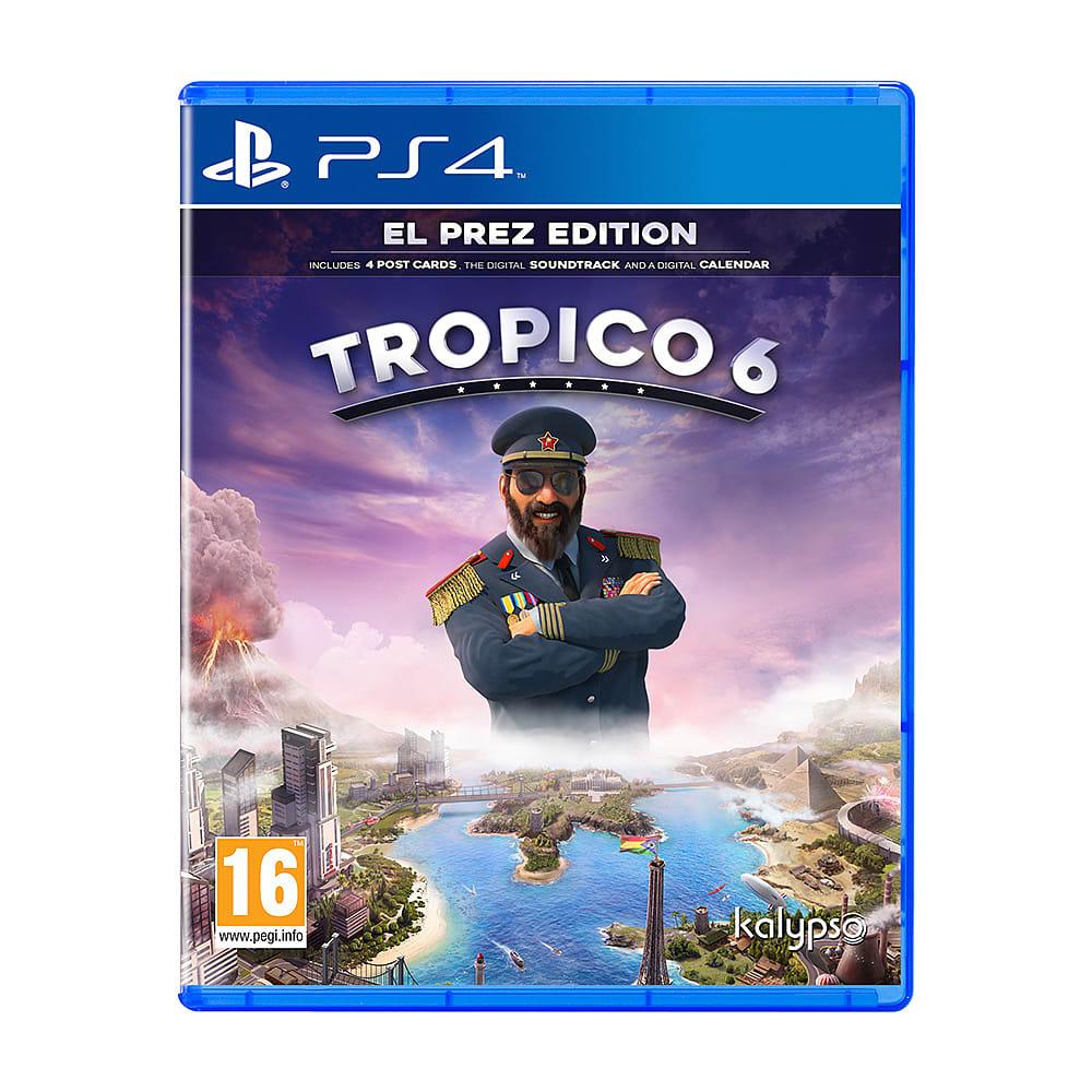 Tropico 6 (PS4 or Xbox) - £29.99 @ Game