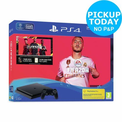 Sony PS4 Slim 500GB + FIFA 20 Bundle £189.99 from eBay Argos using code