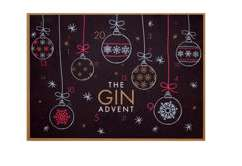 The Gin Advent Calendar £39 @ Asda