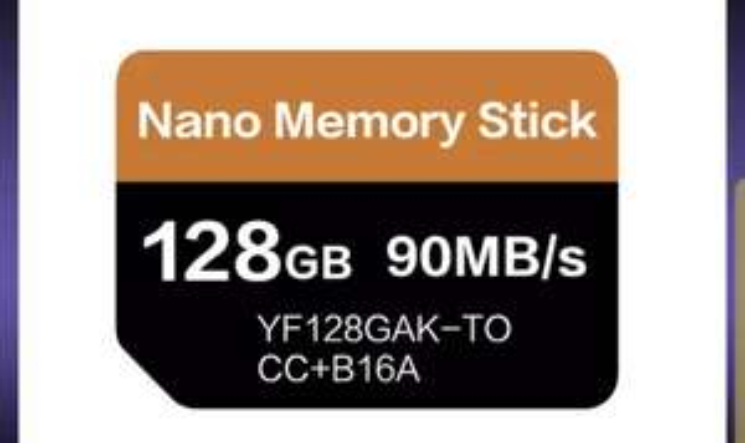 128gb Nano memory card / NM card for Huawei phones £23.04 @ Greenleaf Store / Aliexpress
