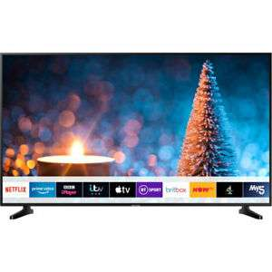 Samsung UE50RU7020 50 Inch TV Smart 4K Ultra HD LED Freeview HD 3 HDMI £331.55 @ AO eBay