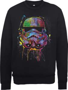 Geek Wear Sweatshirts many designs BOGOF @ Zavvi £24.99 for 2, plus 40% off code for many more items