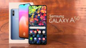 """Samsung Galaxy A50 6.4"""" 128GB 4GB £279 ( -£100 to -150 trade in any old android/apple phone, -£8.95 from Topcashback) from Samsung UK"""