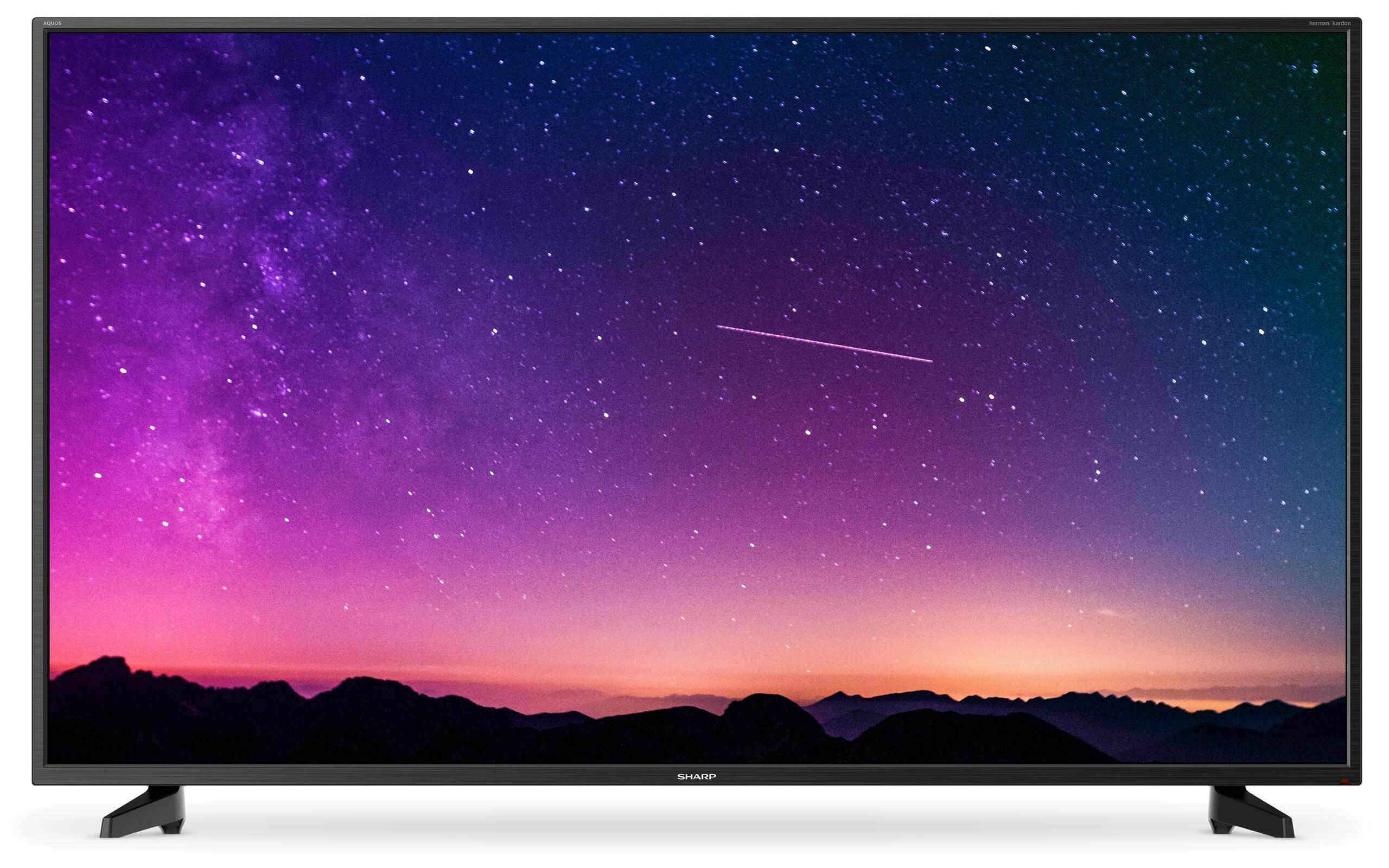 Sharp Aquos 55 inch 4K TV with Harman Kardon sound £369 instore @ Tesco Newtownards, N.I.
