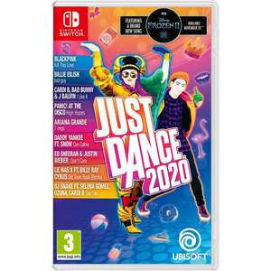 Just Dance 2020 Switch £29.99 at Smyths Toys