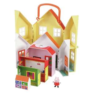 Peppa Pig World of Peppa Multi Playset Bumper Set down to £14.40 from Argos