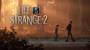 Life is Strange 2 - Complete Season £16.39 at Xbox store and PlayStation store