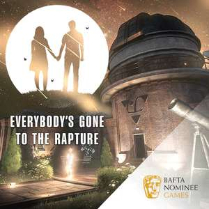 Everybody's Gone To The Rapture (PS4) £3.99 @ Playstation PSN