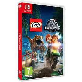 Lego Jurassic World (Nintendo Switch) £19.95 Delivered @ The Game Collection