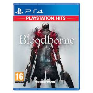 Bloodbourne - Playstation Hits (PS4) - £7.99 delivered @ Monster Shop