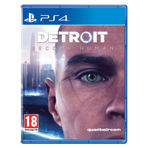 Detroit: Become Human (PS4) - £9.99 delivered @ Monster Shop