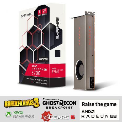 Sapphire Radeon RX 5700 8GB GDDR6 £295.96 @ AWD-IT