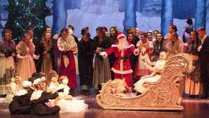 Manchester City Ballet Presents Christmas at The Dancehouse £3 at show film first