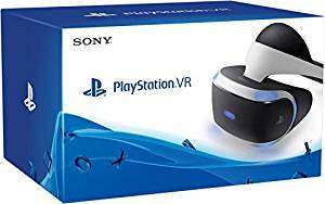PlayStation VR PSVR Headset + Camera £146.62 Like New from Amazon Warehouse Italy (or £141.64 using fee free card)
