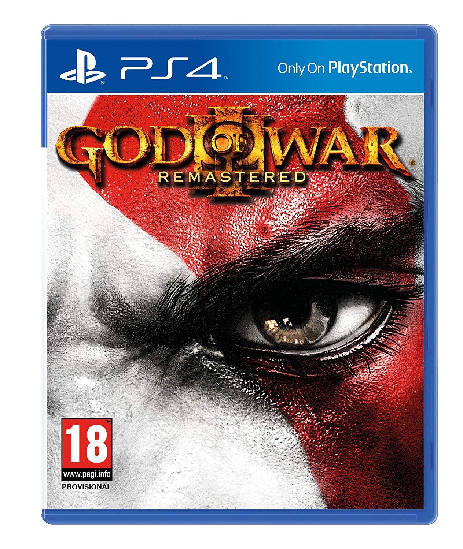 God of War III: Remastered (PS4) £6.99 Delivered @ Monster-Shop