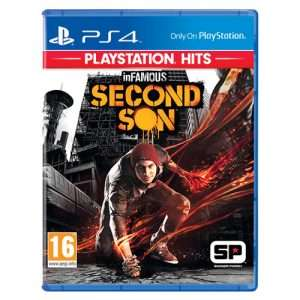 InFamous Second Son (PS4) - PlayStation Hits £4.99 Delivered @ Monster-Shop