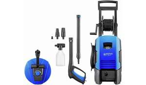 Nilfisk Compact 135 Pressure Washer with Patio Cleaner £125 @ Argos