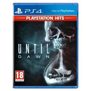 Until Dawn Playstation Hits (PS4) - £4.99 @ Monster Shop