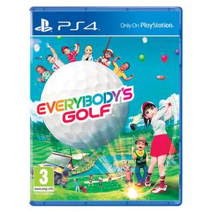 Everybody's Golf (PS4) £7.99 @ Monster Shop