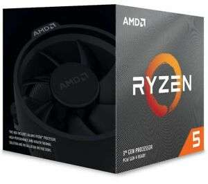 AMD Ryzen 5 3600X CPU/Processor with Wraith Spire Cooler £190 at Currys/ebay with code