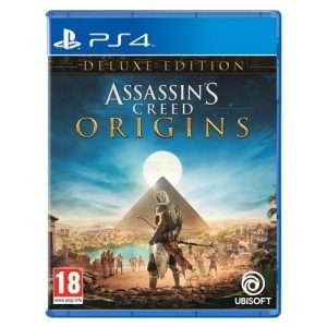 Assassin's Creed Origins - Deluxe Edition (PS4) £10.49 Delivered @ Monster-Shop