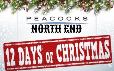 12 Days of Christmas! 30% off ladies pyjamas @ Peacocks