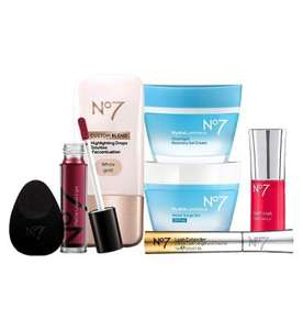 No7 Every day Essentials collection today £30 (£27 with10% student discount) in boots online