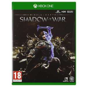[Xbox One] Middle-Earth Shadow Of War - £4.99 delivered @ Monster Shop