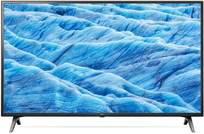 "LG 43UM7100PLB 43"" Ultra HD 4K TV - Alexa & Google Assistant compatible £299.99 @ Ebuyer"