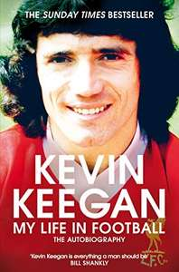 My Life in Football: The Autobiography Kindle Edition 99p @ Amazon