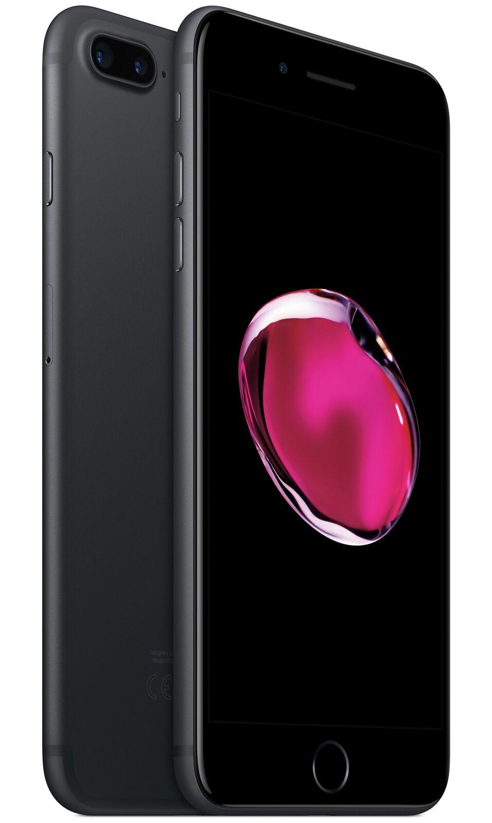 iPhone 7 Plus sim free 32gb Jet Black £275.49 @ Argos / eBay