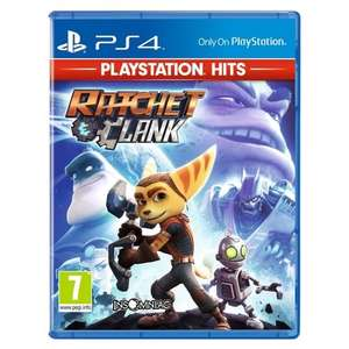 [PS4] Ratchet & Clank (PlayStation Hits) - £7.99 delivered @ Monster Shop