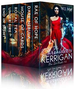 The Chronicles of Kerrigan Box Set Books # 1 - 6: Paranormal Fantasy Young Adult/New Adult Romance Kindle Edition FREE @ Amazon