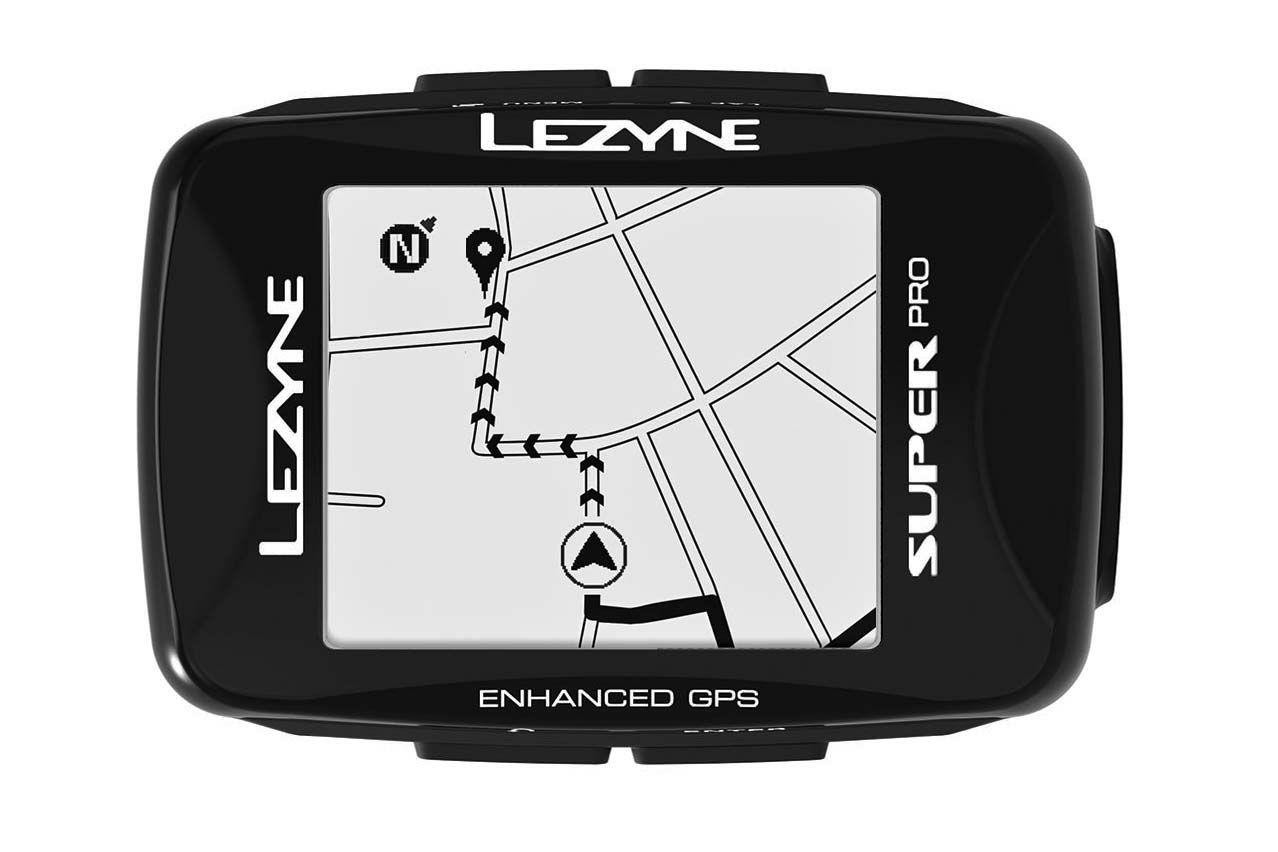 LezyneSuper Pro GPS Cycle Computer BLACK FRIDAY DEAL £85.50 @ Mantel