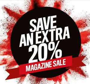 20% off Magazine subscriptions @ Great Magazines